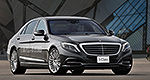 Mercedes-Benz to launch trio of plug-in hybrids in 2015