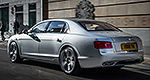Bentley Flying Spur V8 2014 : aperçu