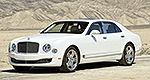 Bentley Mulsanne 2014 : aperçu