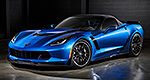 All-new 2015 Corvette Z06 cranks out 650 horsepower!