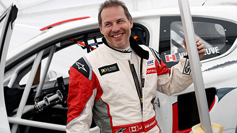 Rallycross Jacques VIlleneuve Albatec Racing