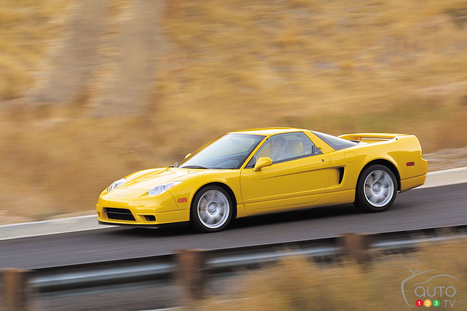 USED: 1990 To 2005 Acura NSX | Car News | Auto123