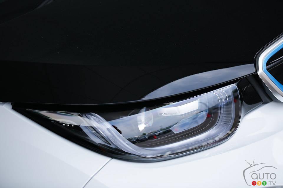 Bmw I Cars Born Electric Bred Dynamic Car News Auto123