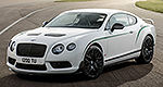 Bentley announces powerful new Continental GT3-R