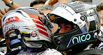 F1: Jacques Villeneuve sees Rosberg ''bigger killer'' than Hamilton