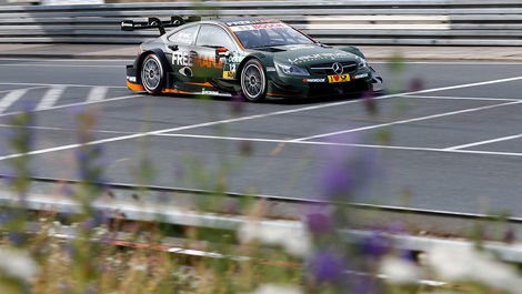 Robert Wickens, Mercedes AMG C-Coupe, Norisring