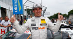 DTM: Robert Wickens claims first season pole position for Mercedes-Benz (+results)
