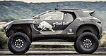 Rally: The hidden secrets of the Peugeot 2008 DKR (+photos and video)