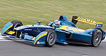 Formula E: Sebastien Buemi the fastest at first test