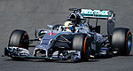 F1: The Mercedes on top at Silverstone (+photos)