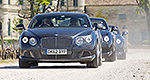 Bentley Continental GT 2014 : aperçu