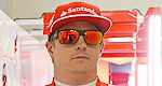 F1: Kimi Raikkonen to miss Silverstone test after crash