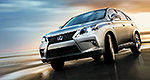 2015 Lexus RX 350 Preview