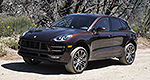 2015 Porsche Macan Off-Road and Track