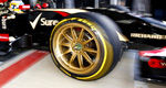 F1: The Pirelli 18-inch concept tire, centre of the attention at Silverstone (+photos)