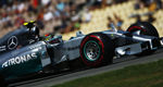 F1 Germany: Smooth sailing for Rosberg as Hamilton crashes out of Q1 (+results)
