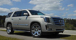Cadillac Escalade is hot seller in United Arab Emirates