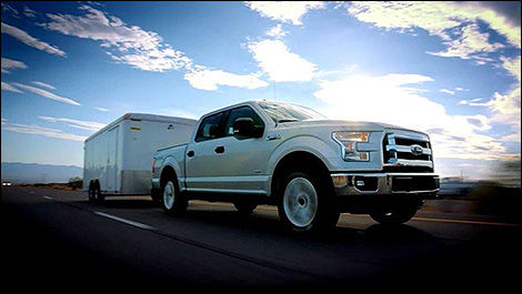 Ford F-150 2015: 2 nouvelles motorisations