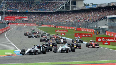 F1 German Grand Prix