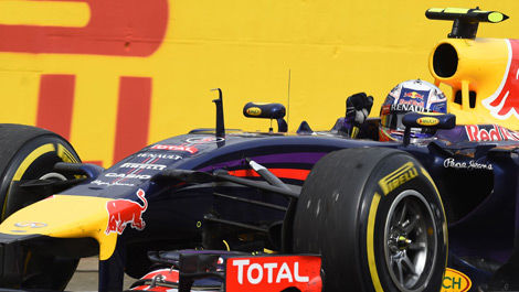 Hungarian Grand Prix F1 Daniel Ricciardo Red Bull RB10