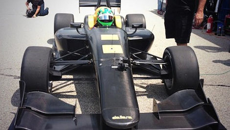 IndyCar Dallara IL-15 Indy Lights