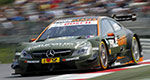 DTM: Mercedes boss Toto Wolff unhappy with stewards' decision