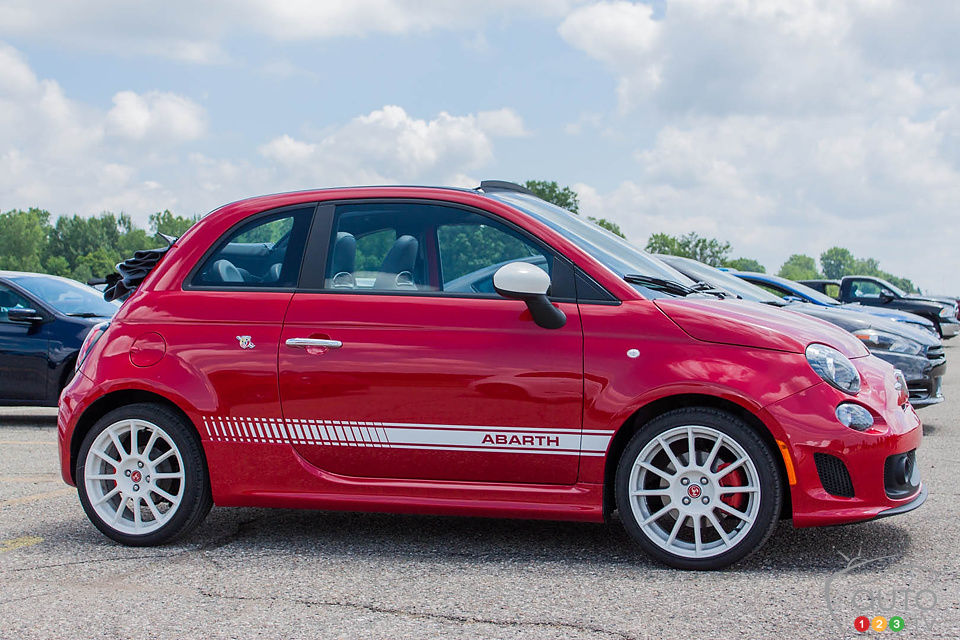 Fiat 500c Abarth Review Autos Post