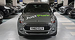 MINI launches JustPark app in the U.K.