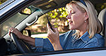 Study: Parents don't lead by example when behind the wheel
