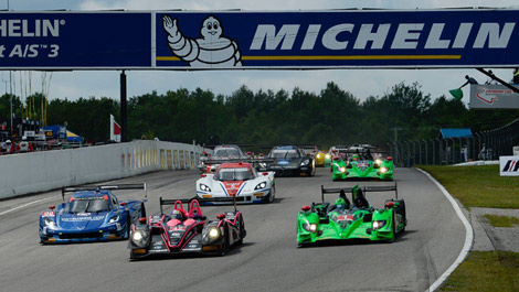 United SportsCar Championship Canadian Tire Motorsports Park