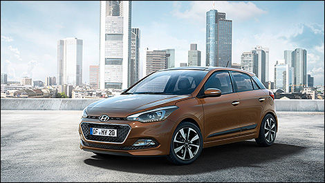 Next-gen Hyundai i20 to be introduced in Paris