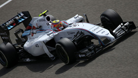 Felipe Nasr Williams FW36
