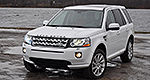 Recall on Land Rover LR2 and Range Rover Evoque
