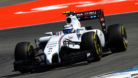 Susie Wolff, Williams FW36 F1