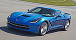 A valet mode for the 2015 Corvette