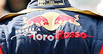 F1: Accident at Toro Rosso's building site