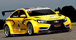 WTCC: LADA launches new Vesta in Moscow