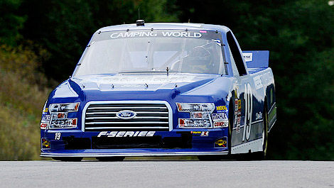 NASCAR Camping World Alex Tagliani