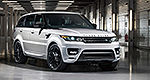 2015 Land Rover Range Rover Sport Preview