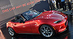 2016 Mazda MX-5 First Look