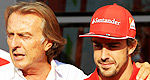 F1: Montezemolo exit ''won't change anything'' for Fernando Alonso