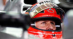 Michael Schumacher at home for ''emotional stimulation''
