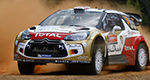 Rally: Citroen WRC boss critical of 'inconsistent' penalty