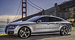 Audi gets first autonomous driving permit issued by California