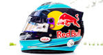 F1: Vergne to wear a specific helmet design