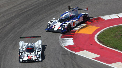 WEC Austin Circuit of the Americas