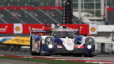 WEC Austin Circuit of the Americas Toyota