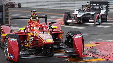 FIA Formula E China Beijing