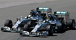 F1: Mercedes admits 'no peace' between warring drivers