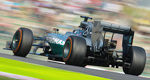 F1: Mercedes AMG drivers shine in tricky practice sessions in Japan